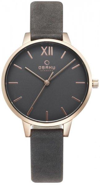 Zegarek Obaku Denmark V209LXVJRJ - duże 1
