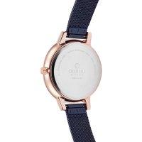 Zegarek damski Obaku Denmark bransoleta V209LXVLML - duże 3