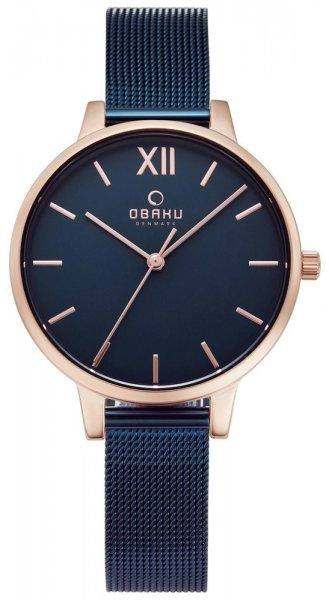 Zegarek Obaku Denmark V209LXVLML - duże 1