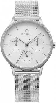 zegarek damski Obaku Denmark V212LMCIMC