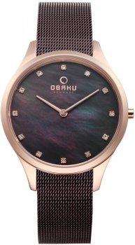 zegarek damski Obaku Denmark V217LXVNMN