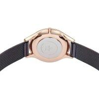 zegarek Obaku Denmark V217LXVNMN kwarcowy damski Slim FIN - WALNUT
