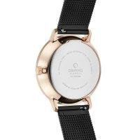 Zegarek męski Obaku Denmark bransoleta V222GRVBMB - duże 3