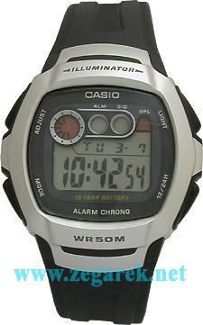 W-210-1A - zegarek męski - duże 3