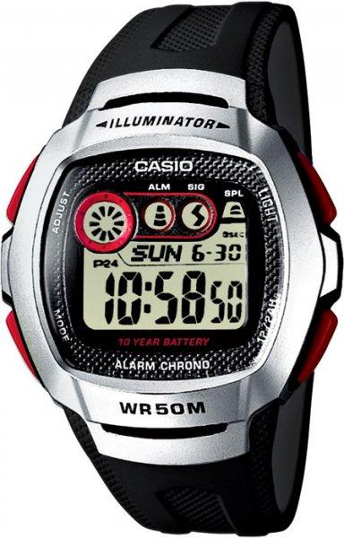 Zegarek Casio W-210-1D - duże 1