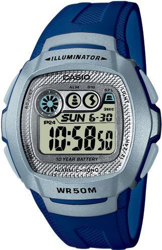 Zegarek Casio W-210-2AVEF - duże 1