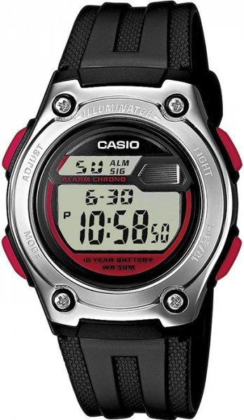 Casio W-211-1BVEF Sportowe W-211-1BVES