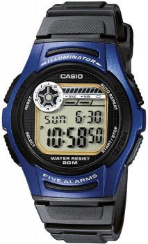 zegarek męski Casio W-213-2AVEF