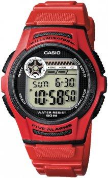 zegarek W-213-4AVES Casio W-213-4AVEF