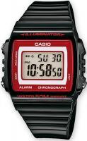 zegarek  Casio W-215H-1A2VEF