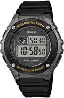 zegarek  Casio W-216H-1BVEF