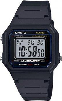zegarek męski Casio Retro W-217H-1AVEF