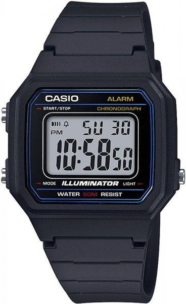 Zegarek Casio W-217H-1AVEF - duże 1