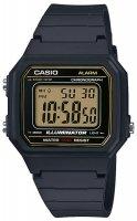 Zegarek męski Casio retro maxi W-217H-9AVEF - duże 1