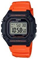 Zegarek męski Casio sportowe W-218H-4B2VEF - duże 1