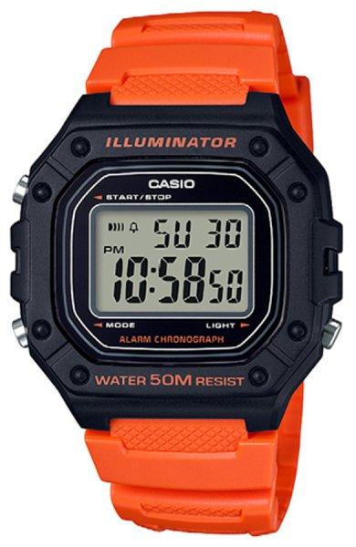 Zegarek Casio W-218H-4B2VEF - duże 1