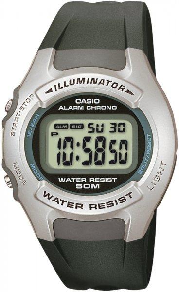 Zegarek męski Casio sportowe W-42H-1AV - duże 1