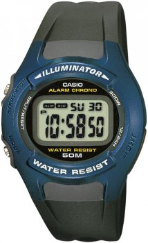zegarek  Casio W-43H-1AV