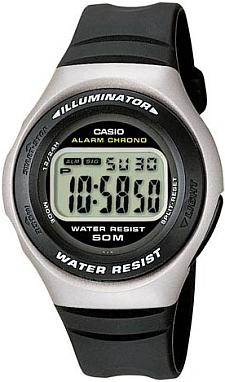 Zegarek Casio W-57-1BVMEF - duże 1