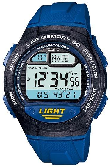 Zegarek Casio W-734-2AVEF - duże 1