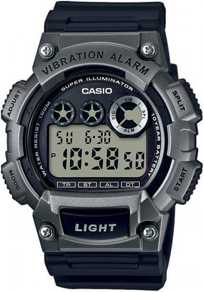 Zegarek Casio W-735H-1A3VEF - duże 1