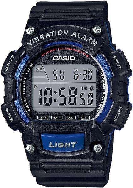 Zegarek Casio W-736H-2AVEF - duże 1