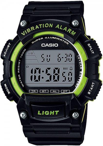 Zegarek Casio W-736H-3AVEF - duże 1