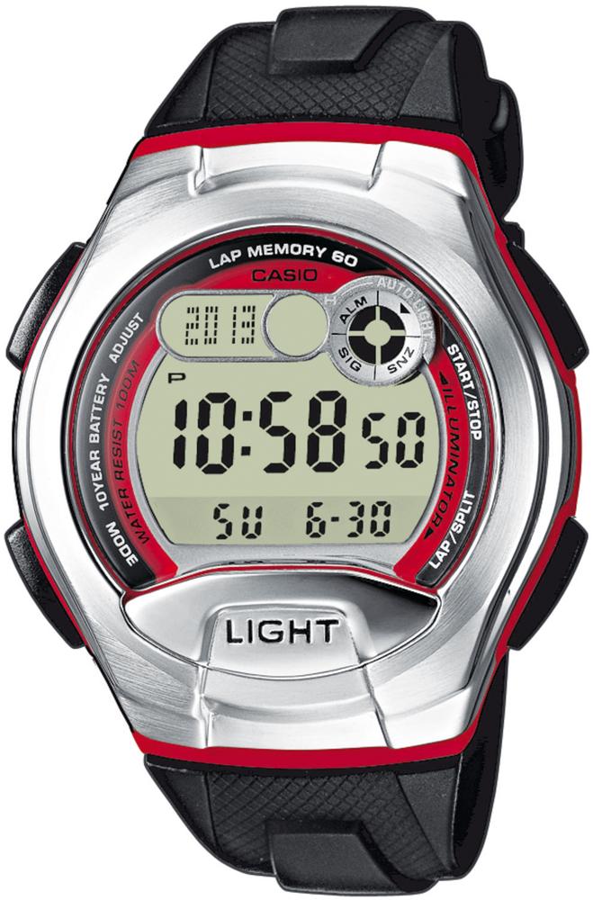 Zegarek Casio W-752-4BVEF - duże 1