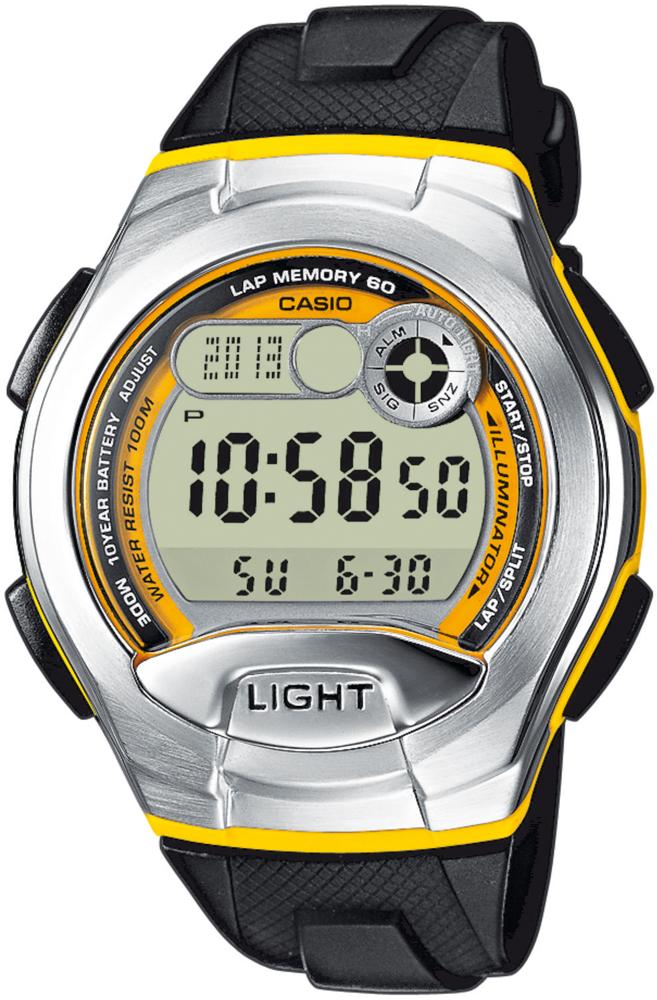 W-752-9BVEF - zegarek męski - duże 3