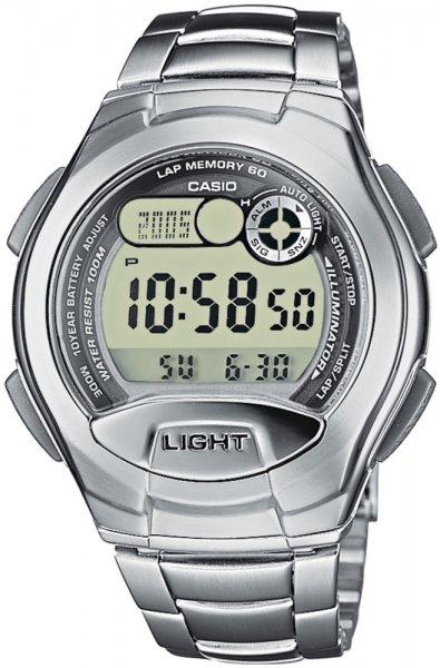 W-752D-1AV - zegarek męski - duże 3