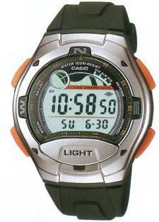 Zegarek Casio W-753-3A - duże 1