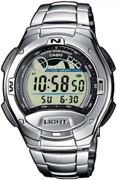 Zegarek męski Casio sportowe W-753D-1AV - duże 3