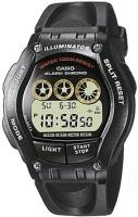 Zegarek męski Casio klasyczne W-754H-1AVEF - duże 1