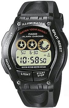 Zegarek Casio W-754H-1AVEF - duże 1
