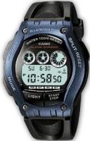 Zegarek męski Casio klasyczne W-754H-2AVEF - duże 1