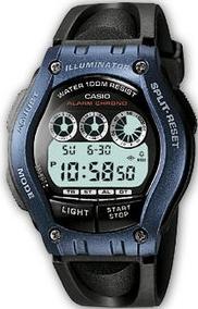 Zegarek Casio W-754H-2AVEF - duże 1