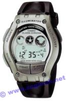 Zegarek męski Casio klasyczne W-754H-7AVEF - duże 1