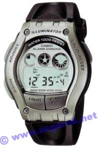 Zegarek Casio W-754H-7AVEF - duże 1