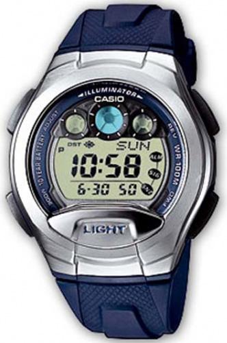 Zegarek Casio W-755-2AVEF - duże 1