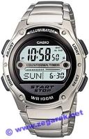 Zegarek męski Casio sportowe W-756D-1A - duże 1