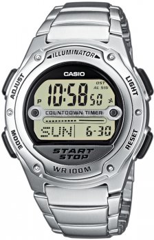 zegarek W-756D-7AVES Casio W-756D-7AVEF