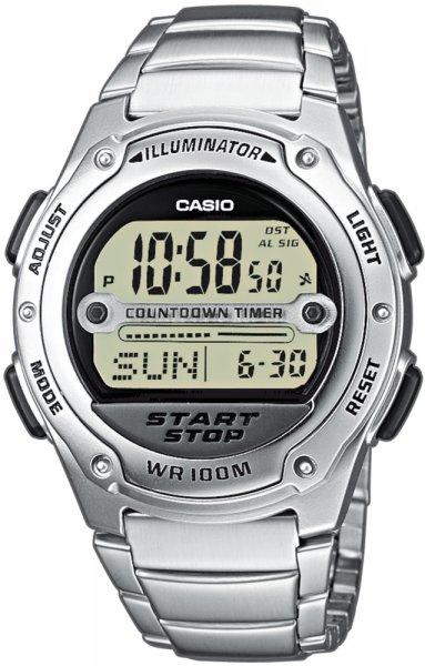 Zegarek Casio W-756D-7AVEF - duże 1