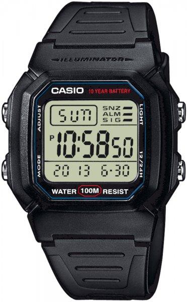 Casio W-800H-1AVEF Sportowe W-800H-1AVES