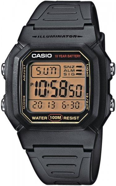 W-800HG-9AVEF - zegarek męski - duże 3