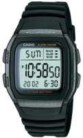 Zegarek męski Casio sportowe W-96H-1B - duże 1