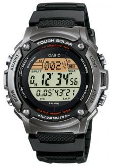 zegarek  Casio W-S200H-1AVEF