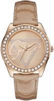 Zegarek damski Guess pasek W0023L4 - duże 1