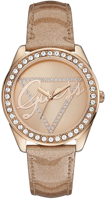 Zegarek Guess W0023L4 - duże 1