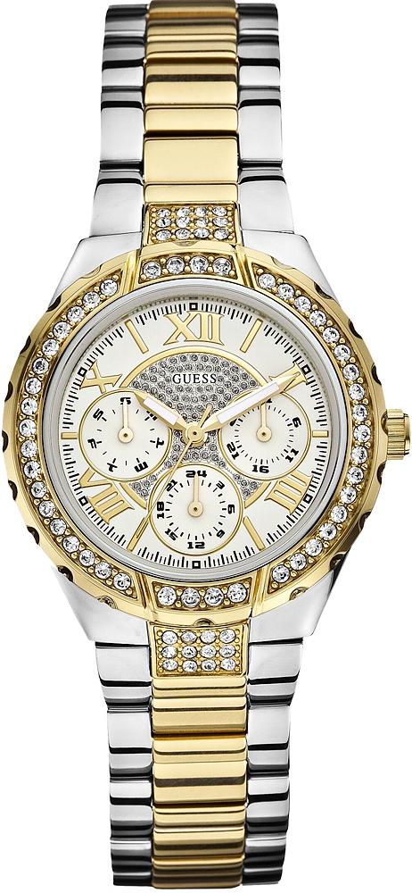 Zegarek Guess W0111L5 - duże 1