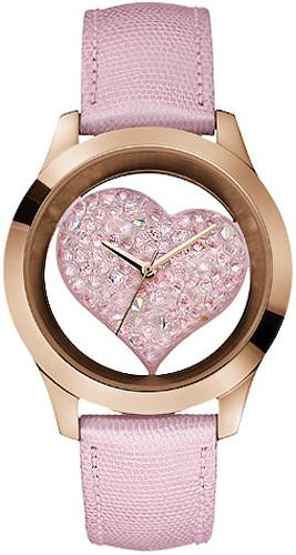 Zegarek damski Guess pasek W0113L5 - duże 3